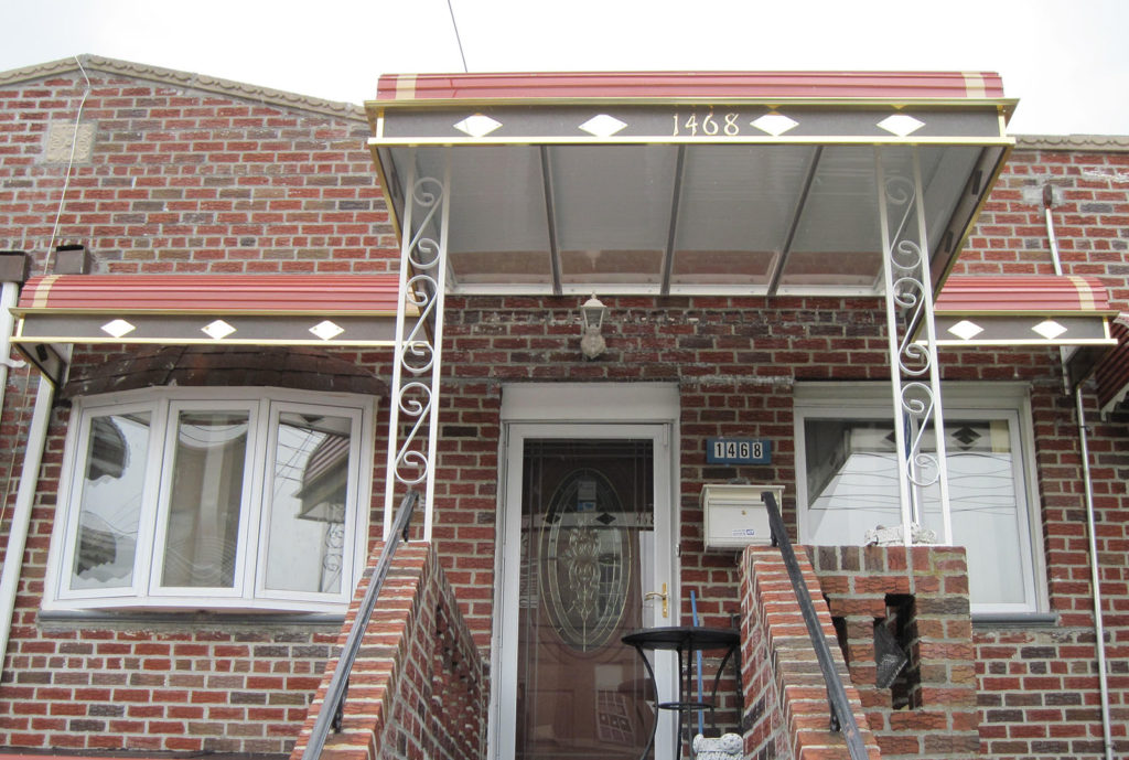 Our Work Brooklyn Awning Corp