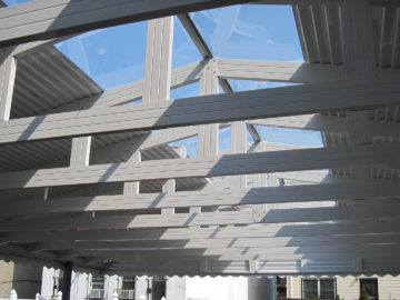 awning skylight